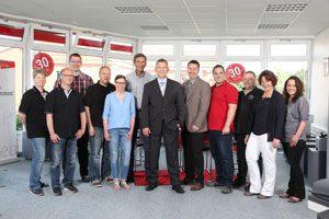 Team Jan Feindt 2016